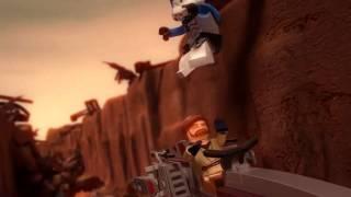 Barc Speeder - LEGO Star Wars - Episode 3 Part 2