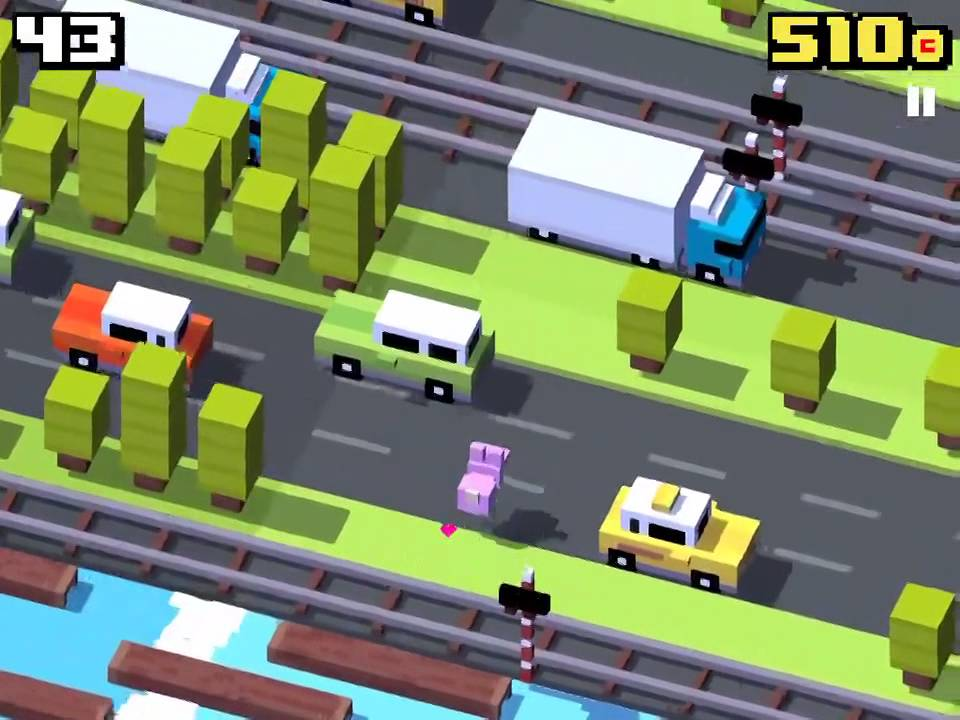 Crossy Road Character Review Lovely Bunny Youtube