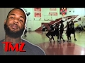 The Game Punches a Cop in the Face!! | TMZ