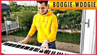 🔴 Buzzing Boogie woogie - Ben Toury