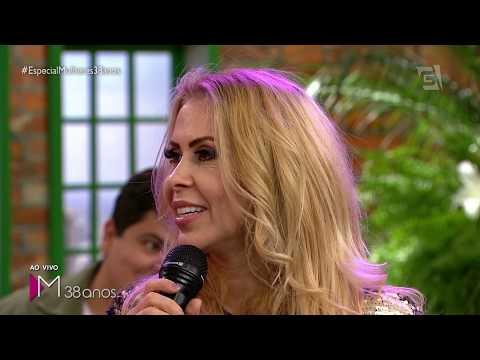 Joelma Dançando Carimbó no PROGRAMA MULHERES