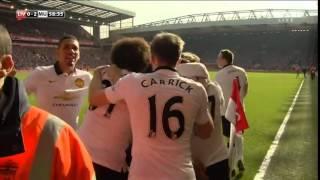 Liverpool v Manchester United 22-03-2015