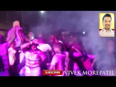 Awaz Vadhav DJ Tuzya Aaichi Shapath Haay   Poshter Girl   Marathi DJ Dance VIRAL