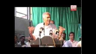 Will create a UNP govt after Sinhala Tamil New Year - Ranil