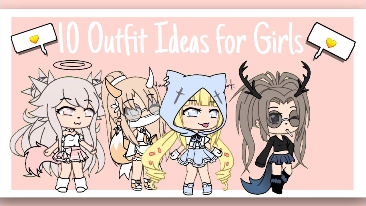 Gacha Life outfit Ideas