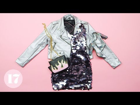 5 Cute Ways to Wear a Sequin Dress   Style Lab