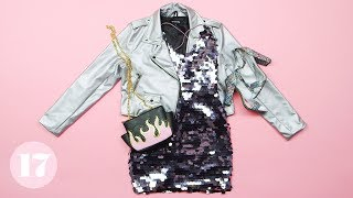 5 Cute Ways to Wear a Sequin Dress | Style Lab
