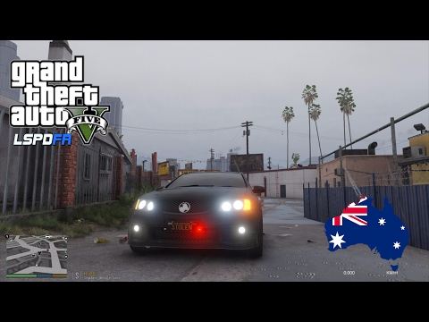 GTA 5 - LSPDFR Australia: Shots Fired In The Ghetto (GTA 5 Police Mod for PC)