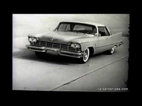1957 Chrysler Dealer Training Film