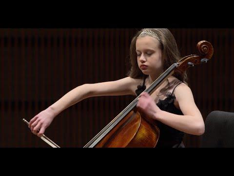 The Schubert Club: Madeline Sheard  Cello Concerto No. 1, Opus 33
