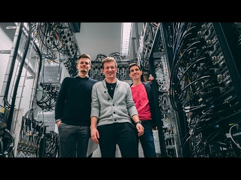 Social Media Post: Mobilfunk-Simulation: Besuch im Testlabor der Telekom in Bonn, Teil 1