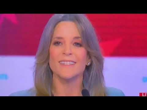 Democratic Candidates Talk Climate Change And Heathcare At Democratic Debate 2 2019