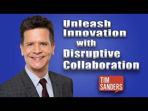 Unleash Innovation with Disruptive Collaboration!