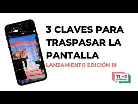 3 CLAVES PARA TRASPASAR LA PANTALLA CON TU COMUNICACIÓN - LANZAMIENTO DE LA 3ª EDICION DE TLP