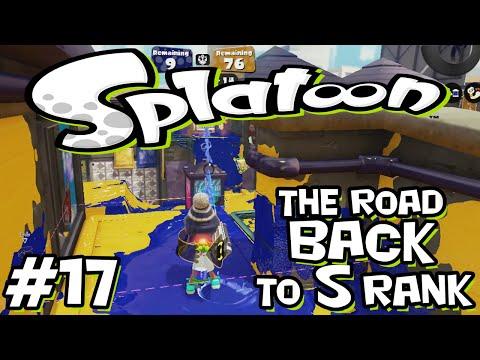 Splatoon - Road back to S Rank - 17 - Splat & Focus