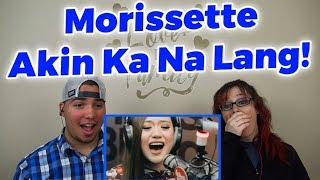 "MOM & SON REACTION! Morissette performs ""Akin Ka Na Lang"" LIVE on Wish 107.5 Bus"