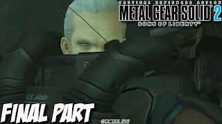 Video Let's Play Metal Gear Solid 2 Sons of Liberty HD - Part 9 - Solidus Snake Final Boss Battle - Ending download MP3, 3GP, MP4, WEBM, AVI, FLV November 2017