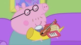 YTPBR - Peppa Pig - Instrumentos musicais