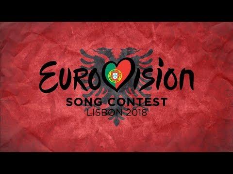 Eurovision 2018 Albania - Top 10 (Festivali i Këngës 56)