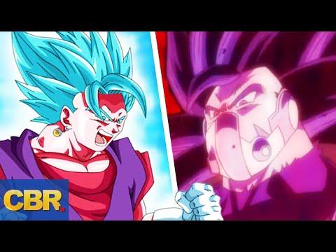 Vegito BLUE KAIOKEN Vs Cumber SUPER OOZARU In Dragon Ball Heroes Episode 3 SPOILERS