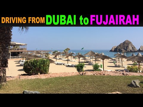 A Tourist's Guide to Fujairah, UAE