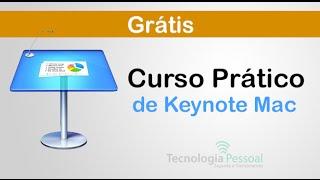 [Grátis] Curso Prático do Keynote 14 - Completo