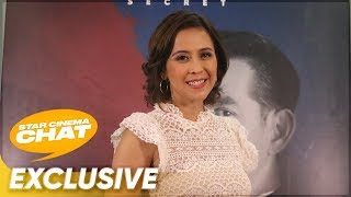 Star Cinema Chat | Rachel Alejandro | 'Quezon's Game'