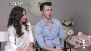Exclusive Kevin Jonas & Dani Jonas' New Nursery