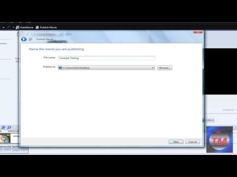 Make Your Videos HD Using Windows Movie Maker!