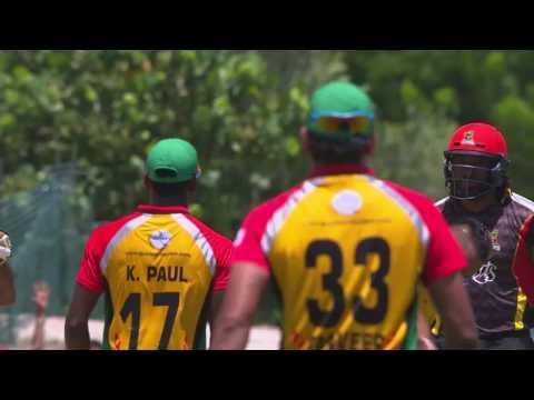 #CPL17 Highlights M2: Guyana v St Kitts & Nevis