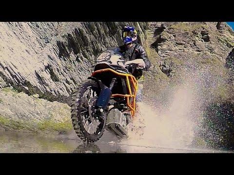 Ktm1190 Adventure R Red Bull Athlete Chris Birch Cuts