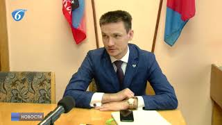 Горловку посетил министр связи ДНР Виктор Яценко