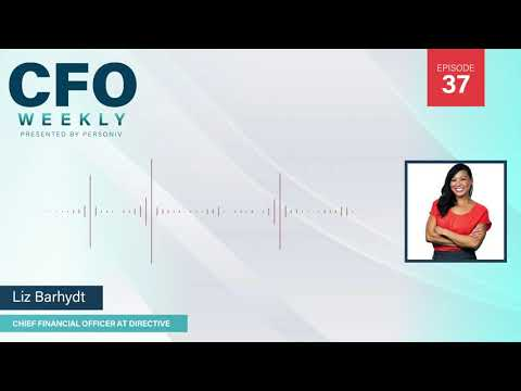 Why You Need to Become a Storyteller w/ Liz Barhydt | CFO Weekly, Ep. 37