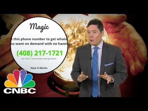 Does 'Magic' Delivery Service Really Work? | CNBC