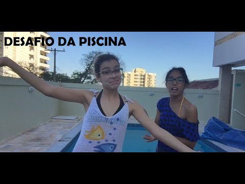 desafio da piscina ft raquel ferreira youtube On desafio da piscina youtube