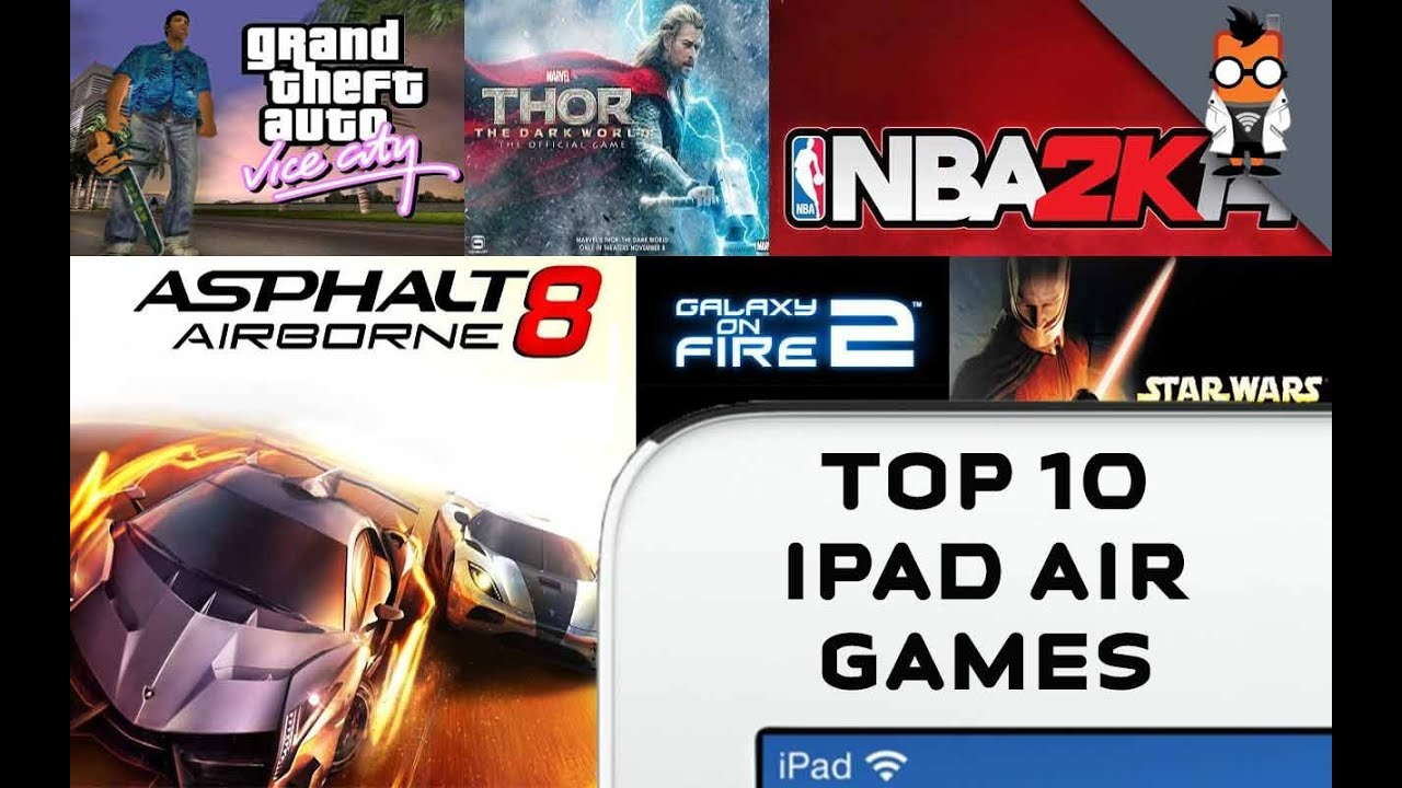 Ipad Spiele Top 10