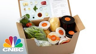 Amazon Vs. Blue Apron: Meal Kit Showdown | CNBC