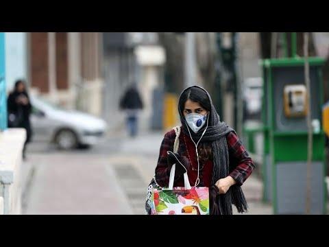 إيران الثانية بعد الصين في عدد الوفيات بفيروس كورونا  - نشر قبل 8 ساعة