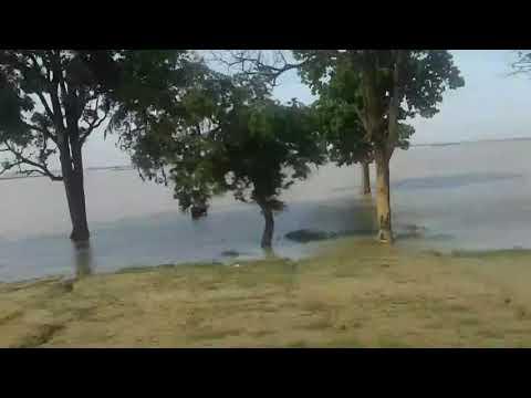 Gorakhpur Varanasi NH 29 DURING 2017 FLOOD