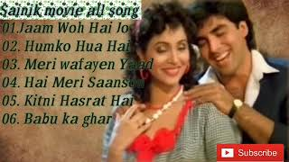 Sainik movie all song
