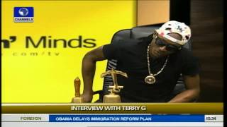 I Am The Craziest Musician In Nigeria- Terry G Pt 1