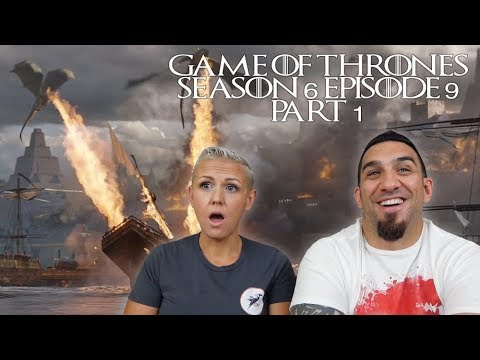 Download Game of Thrones Season 6 Episode 9 'Battle of the Bastards' Part 1 REACTION!!