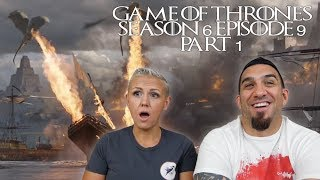 Download Video Game of Thrones Season 6 Episode 9 'Battle of the Bastards' Part 1 REACTION!! MP3 3GP MP4