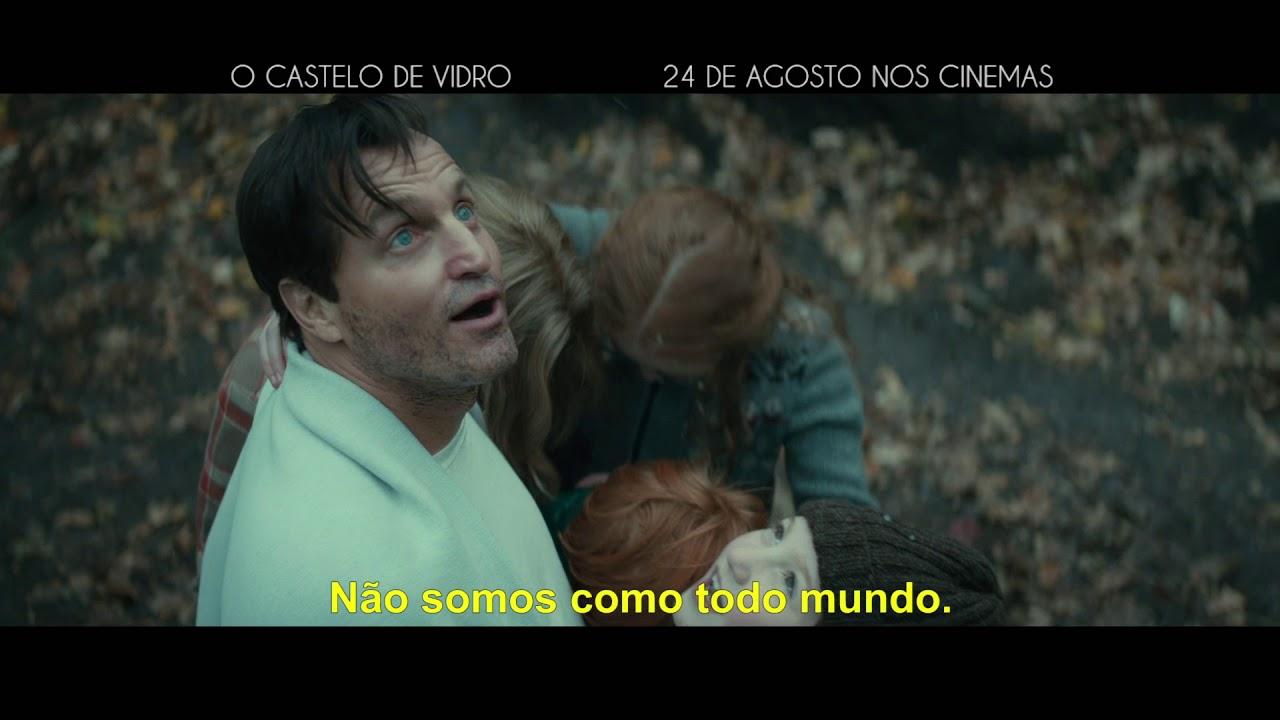 O Castelo de Vidro   24 de Agosto nos cinemas - YouTube
