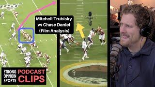 Mitchell Trubisky: Film Analysis (NFL Week 7 -2019)