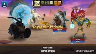 ✔️ Hoàng tử ếch ngựa thần tiên Monster Legends Game Mobiles New 100