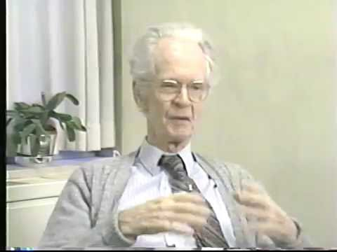 B. F. Skinner - Philosophy of Behaviorism (1988)