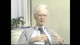 B. F. Skinner - Philosophy of Behaviorism (1988)