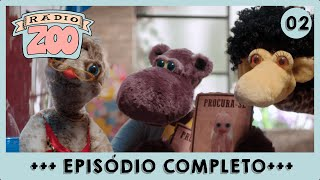 O OVO DO POLVO | Episódio 02 | Rádio Zoo