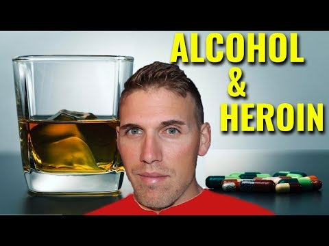 Derek Lambert: Heroin & Alcohol Abuse